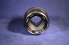 Vivitar FL 50mm Speed F1.8 Auto Lens  35mm SLR format Used