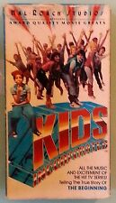 KIDS INCORPORATED  the beginning    VHS VIDEOTAPE