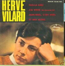 HERVE VILARD EP FRANCE FAIS LA RIRE (AVEC LANGUETTE)