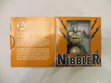 Futurama NIBBLER Wind-Up Robot Action Toy