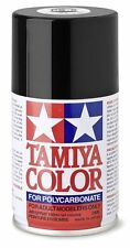 Tamiya PS-5 Black Polycarbonate Spray Paint Mid-America Naperville