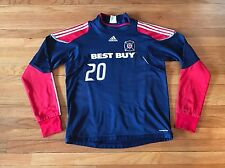 Adidas Formotion Brian McBride #20 Chicago Fire MLS Jersey 2008/2009