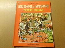 STRIP / SUSKE EN WISKE 86: TEDERE TRONICA | Herdruk 1972