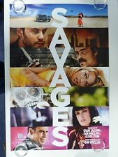Savages Blake Lively Crime Drama Original Film Movie Poster One Sheet 69x102cm