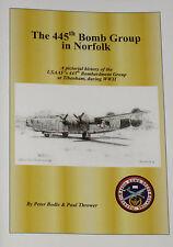 445th BOMB GROUP WW2 USAAF - Tibenham Norfolk History Second World War History