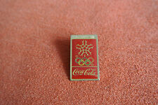18723 PIN'S PINS JO OLYMPIC WORLDGAMES COCA COLA 1988 CALGARY