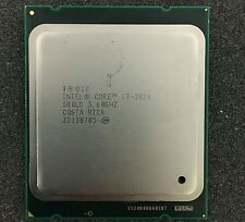 Intel i7-3820 TURBO Quad Core 3.6GHz 5GT/s 10MB LGA2011 CPU Processor SR0LD
