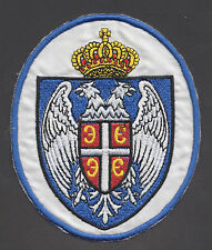 REPUBLIC OF SRPSKA ARMY - PARAMILITARY UNIT  'WHITE EAGLES' - Large type is RARE
