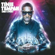 Disc-Overy by Tinie Tempah (CD, May-2011, EMI Music Distribution)