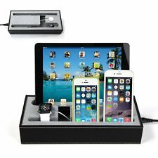Hapurs Apple Watch Charging Stand Cradle Holder & Iphone iPad Charging Station I