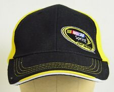 Nascar Sprint Cup Series Race Car Racing Black Baseball Cap Hat Adjustable