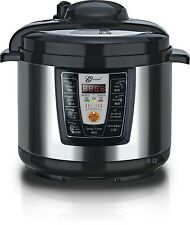 Gourmet Automatic Electric Pressure Cooker w/ Stainless Steel Pot (5 liter,110V)