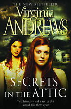 Virginia Andrews Secrets in the Attic Very Good Book