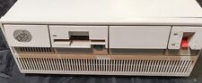 Vintage IBM PS/2 Computer Type 8550 Powers On