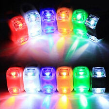 Bike Bicycle Silicone Frog Light LED Front / Rear Firm Safety Warning Lamp Hot