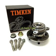 LAND ROVER DISCOVERY 3 NEW TIMKEN FRONT WHEEL BEARING HUB & FITTING KIT LR014147