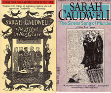 Complete Set Series - Lot of 4 Hilary Tamar books by Sarah Caudwell (Mystery)
