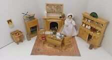 Miniature Dollhouse Furniture Lot