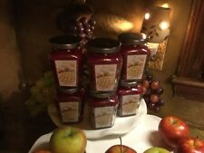 HOME INTERIORS / SET OF 6 CELEBRATING HOME AWESOME SMELLING  BAKED APPLE CANDLES