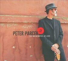 The Mathematics of Love [Digipak] by Peter Parcek (CD, May-2010, Redstar)