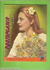 #T18.  THE PHOTOPLAYER MOVIE SCREEN NEWS MAG. 30/3/1946  DAPHNE CAMPBELL COVER
