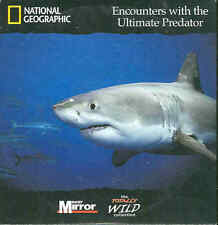 National Geographic - ENCOUNTERS WITH THE ULTIMATE PREDATOR - Natural World DVD