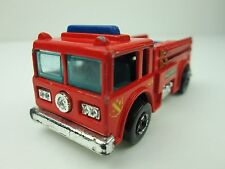 Hot Wheels Mattel, Inc. 1978 Fire Truck Made In Malaysia (Loose Item) #1