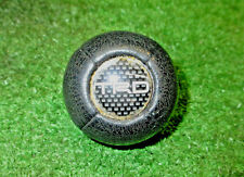 JDM Toyota MR2 MR-2 SW20 TRD Leather Shift Knob Ball Type MT OEM Used