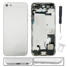 Full Battery Housing For Iphone 5S Replace To Iphone 6 mini Assembly repair NEW