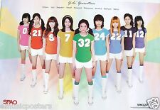 "GIRLS' GENERATION ""COLORFUL SHIRTS, LITTLE WHITE SHORTS"" POSTER-Sexy K-Pop Music"