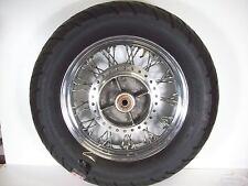 Jante roue roue arrière roue à rayons/rear wheel honda vt 600 C shadow pc21