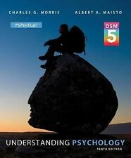 Understanding Psychology with DSM-5 Update by Albert A. Maisto and Charles G....