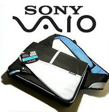 Sony VAIO Laptop Sport Messenger Carrying Case Bag HP Dell MacBook Pro Air 14 15