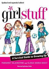 Girl Stuff: A Survival Guide to Growing Up-ExLibrary