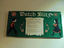 Vintage Box of DUTCH BLITZ Card Game Daystar Co. Bristol PA 1968 100% Complete