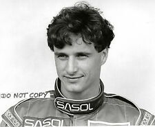 Eddie Irvine Original B&W Nigel Snowdon Period Press Jordan Portrait 1994