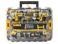 DeWalt DCK259M2 Help for Heroes 18V XR Compact Brushless Drill & Impact Driver