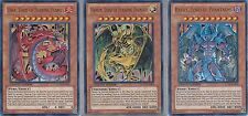 Authentic Kagemaru Deck - Uria - Raviel - Hamon - The Creator - 40 Cards Yugioh