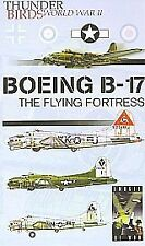 Boeing B-17 The flying fortress aircraft, collectable VHS tape.