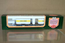 HAG 392 AC SBB CFF Sgss BERTSCHI SEECONTAINER FLACHWAGEN CONTAINER WAGON MIB nc