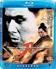 Return Of The One Armed Swordsman (1969) Blu-Ray [Region A] En Sub Shaw Brothers