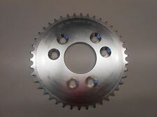 MOTORIZED BICYCLE 42T ALUMINUM CNC SPROCKET TO BE USE WITH  CNC ADPATER