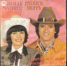 11959 MIREILLE MATHIEU  PATRICK DUFFY  TOGETHER WE'RE STRONG