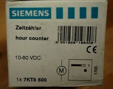 Siemens 7KT5-500 Hour Counter - NEW