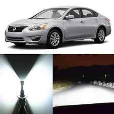 Alla Lighting High Low Beam Headlight H11 White LED Bulb for 07~17 Nissan Altima