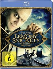 LEMONY SNICKET (JIM CARREY, MERYL STREEP, JUDE LAW,...)  BLU-RAY NEU
