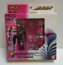 Masked Kamen Rider Raia Souchaku Henshin Series GD-71 Action Figure Ryuki BANDAI