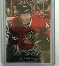 2011-12 Upper Deck  Young Guns UD Canvas Brandon Saad 11/12