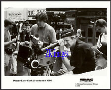 LARRY CLARK 2 Doc Photo Affiche Film KIDS 1995