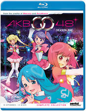AKB0048 Season 1 Complete Collection BLURAY (814131012241)